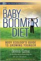The Baby Boomer Diet by Donna Gates